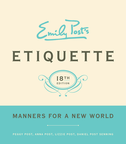 Wedding Gift Etiquette Not Attending Emily Post : ... Not so much. Though I am enjoying it. :-) (see review in ?Book